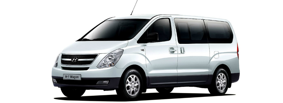 minivan hyundai h1